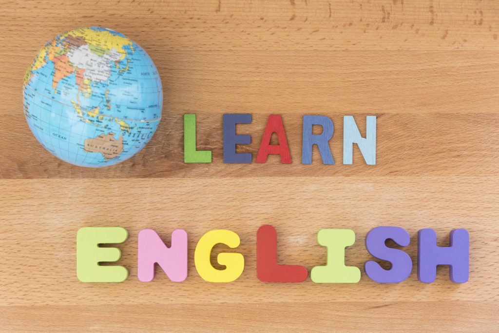 cursos inglés niños
