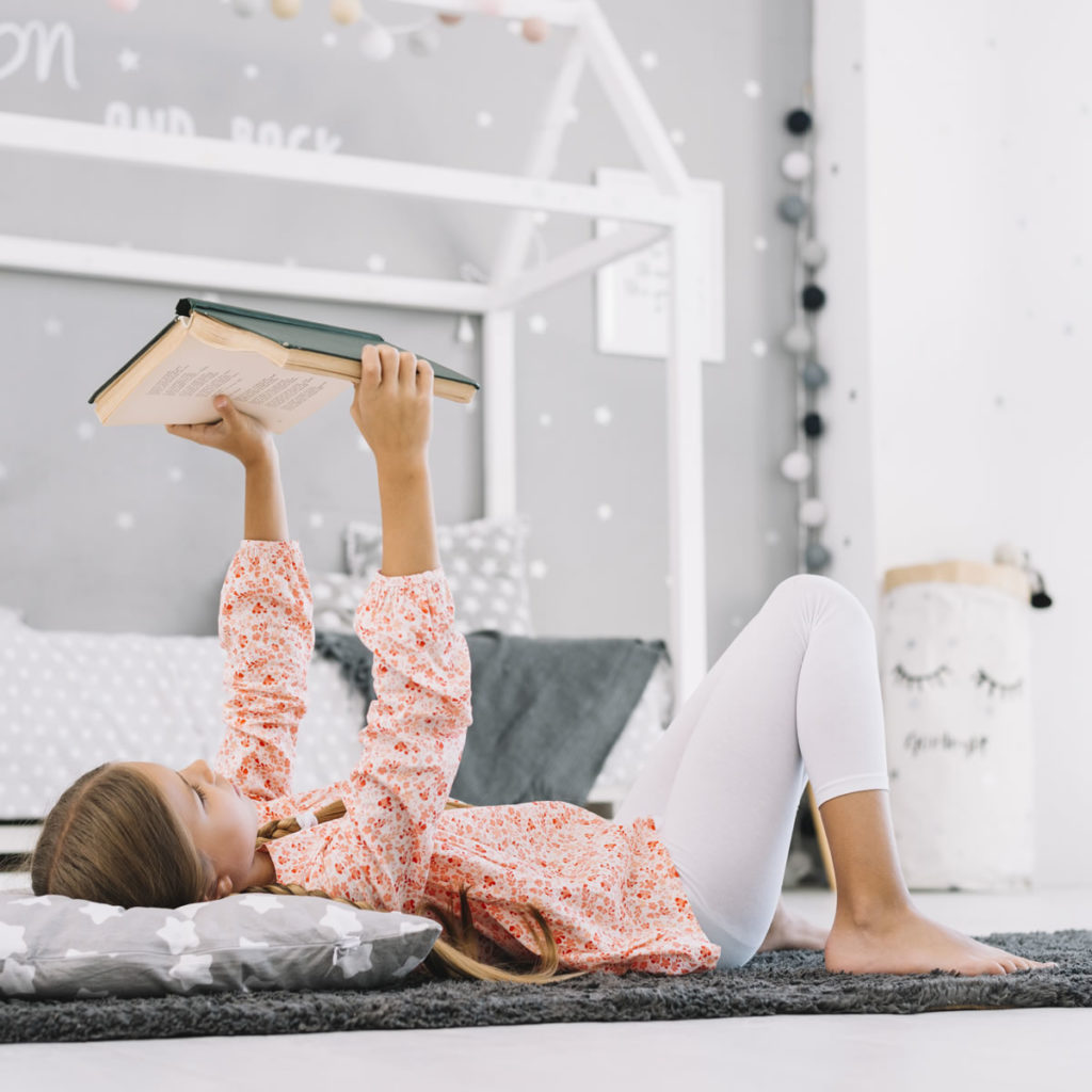 beneficios lectura niños