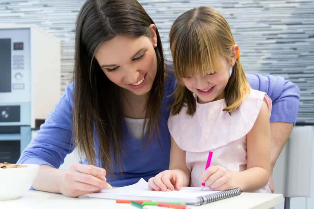 padres colaboración aula