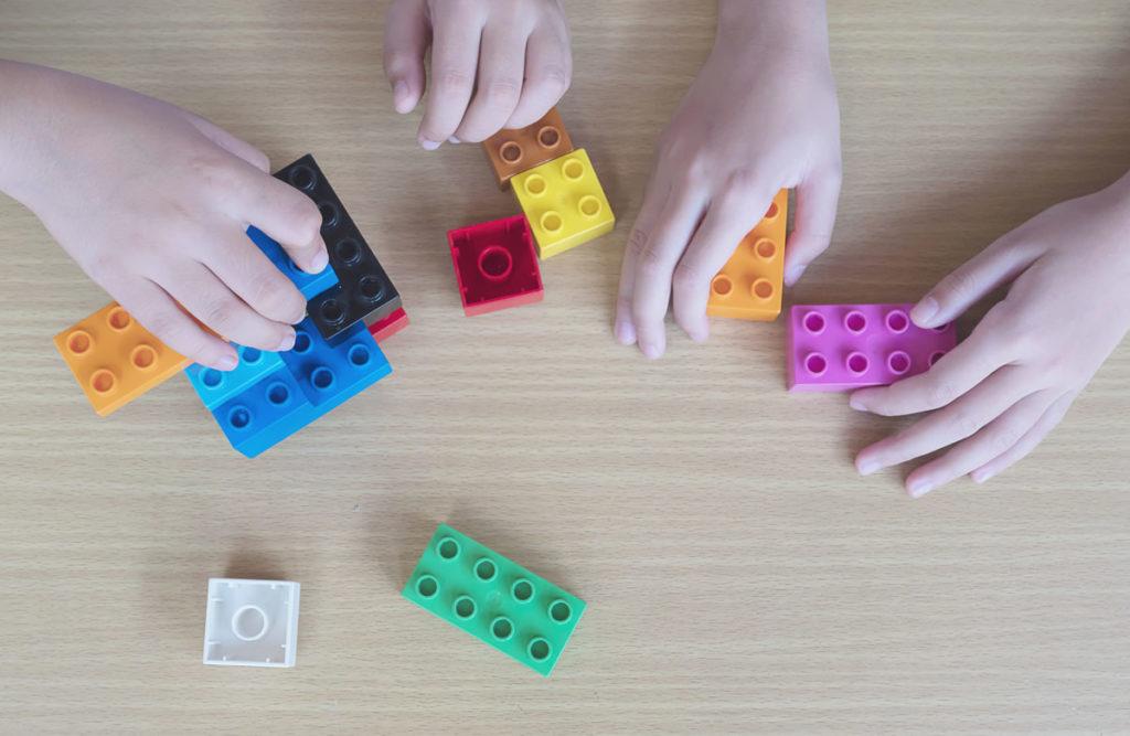 matemáticas lego
