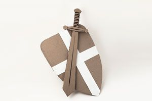 espada casera medieval