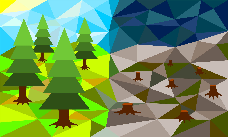 ahorrar papel para salvar árboles