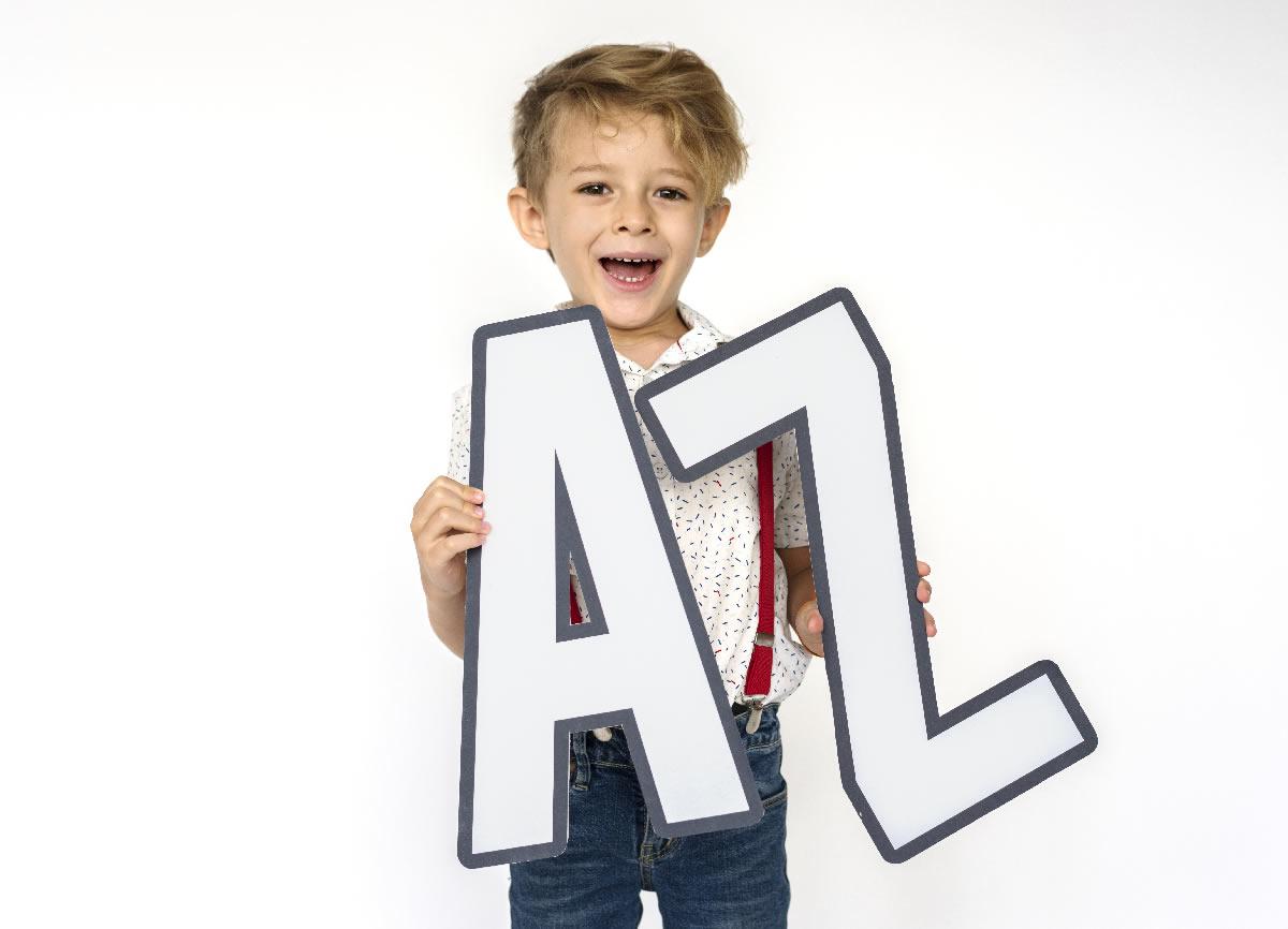 aprender abecedario