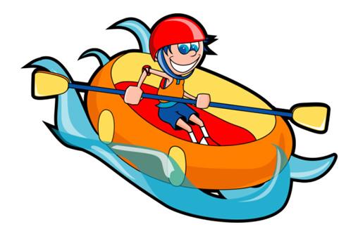 donde se practica rafting
