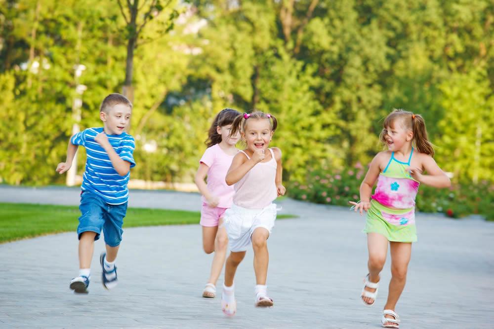 Etapas del desarrollo en los niños