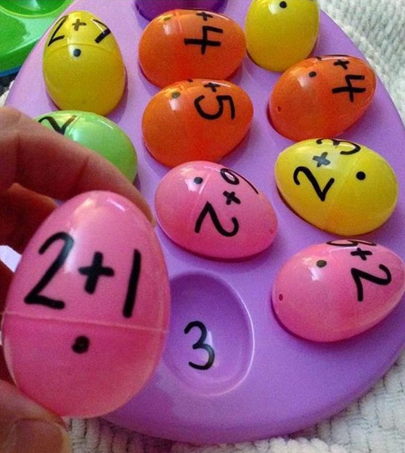 huevos-matemáticas