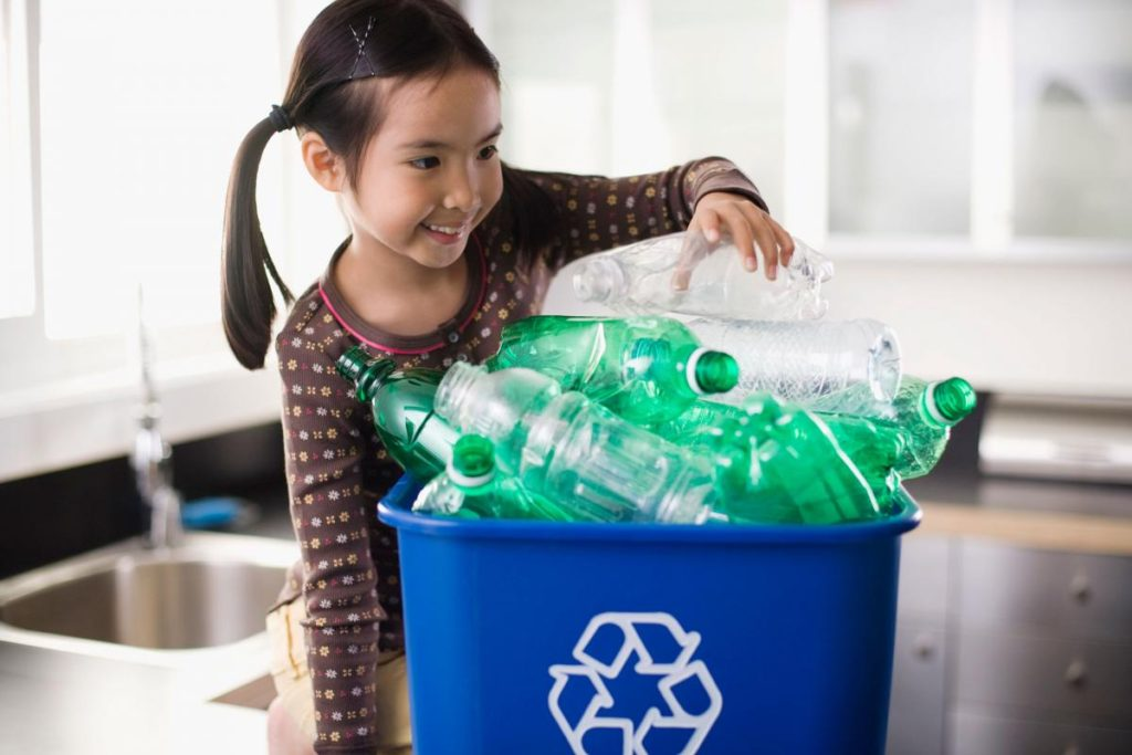 Importancia del reciclaje en la infancia
