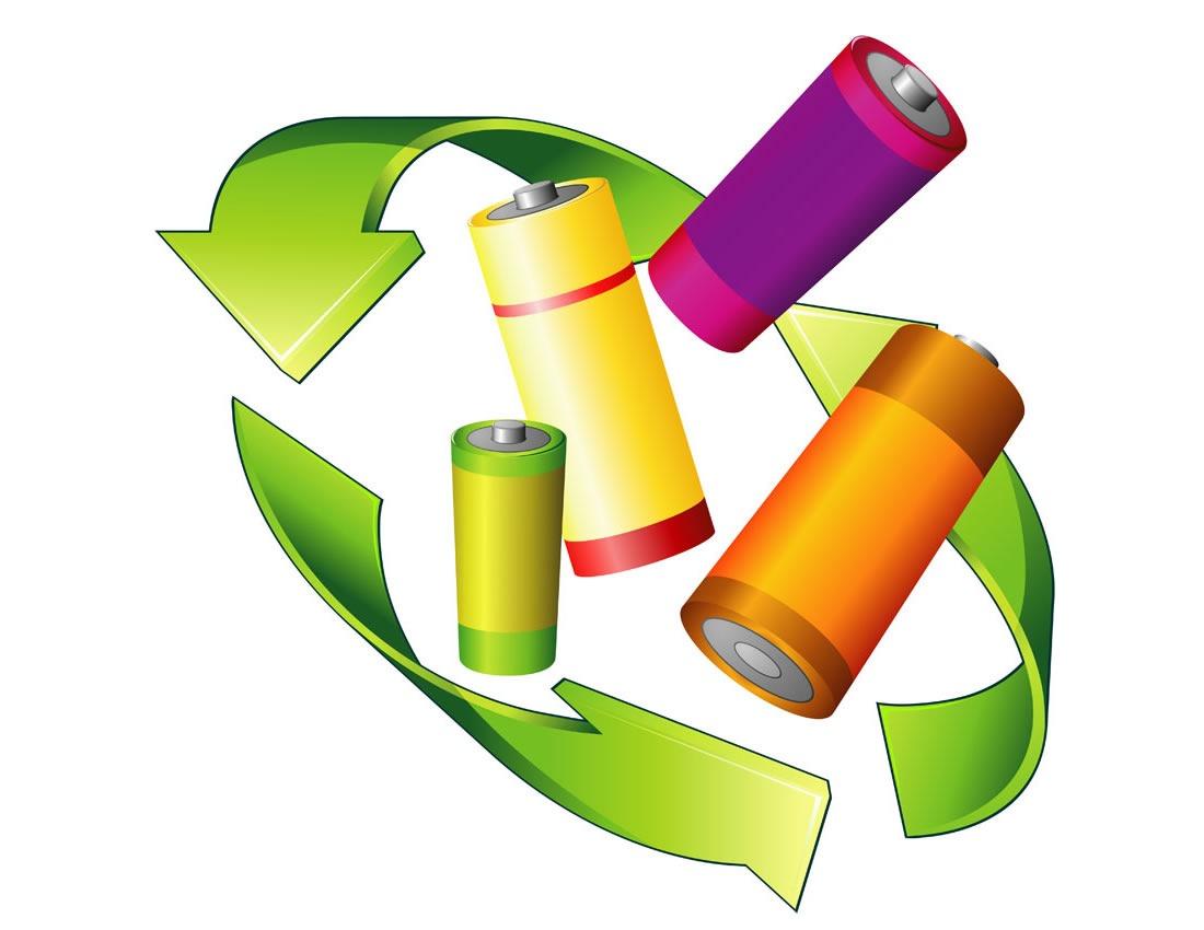reciclar las pilas