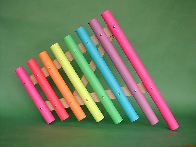 tubos musicales