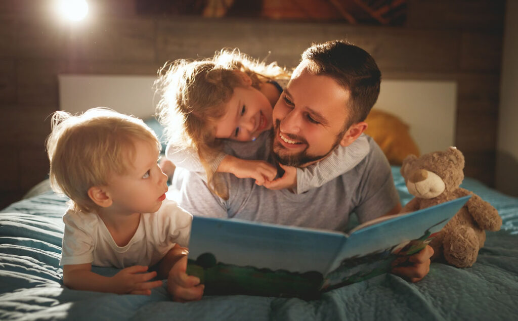 leer en familia